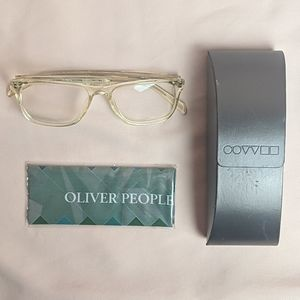 Oliver Peoples Brox Glasses and Case
